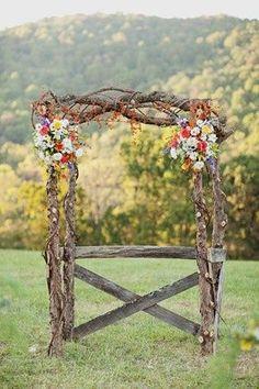 rustic wedding | http://bestromanticweddings.blogspot.com