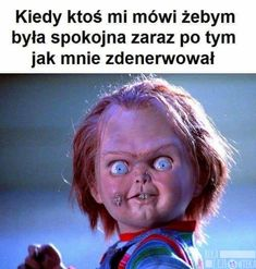 Hands go up and they stay there chucky, funny life, the funny, freaking Funny Quotes For Teens, Funny Quotes About Life, Funny Life, Chucky, Funny Images, Funny Photos, Server Humor, Server Life, Another A