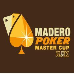 Madero Poker Master Cup 3.5 K el Lunes 25