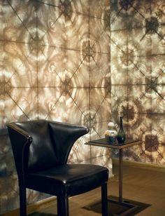 Maya Romanoff Wall Covering Kelly Wearstler Wallpaper Finishes Treatments Elle Decor