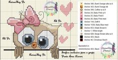 Mermaid Cross Stitch, Cross Stitch Owl, Small Cross Stitch, Butterfly Cross Stitch, Cross Stitch Boards, Cross Stitch For Kids, Cross Stitch Alphabet, Cross Stitch Animals, Cross Stitch Designs