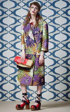 Marni Resort 2016 - on Moda Operandi Pippie Longstockings Granny fashion. #fashionemergency