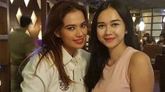 Instagram Aura Kasih - Unggah Foto Bareng Catherine Wilson, Netizen Malah Dibikin Gagal Fokus