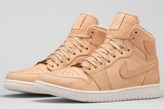 the best attitude c8a53 dbad9 Nike Jordan 1 Pinnacle Vachetta Tan (9 Months) - Fade of the Day · Jedermann Neue ...