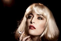Gillian Anderson - Ponystep Magazine