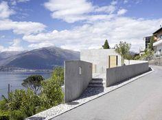 New House in Ranzo / Wespi de Meuron, © Hannes Henz