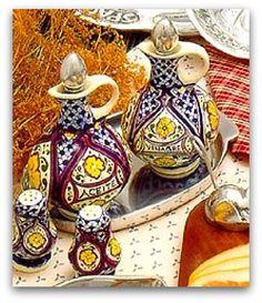 Desert Dreaming: Talavera Pottery....