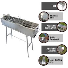 It is easy to work with this product. It has no smoke issue. The material used to construct this unit is very high, which makes it durable and reliable. Indeed, it is a long-lasting investment. #bbq_side_dishes_for_a_crowd #bbq_side_dishes_for_a_crowd_barbecue #bbq_side_dishes #bbq_side_dishes_for_a_crowd_summer #bbq_side_dishes_for_a_crowd_parties #bbq_side_dishes_veggies #bbq_side_dishes_potato #bbq_side_dishes_for_a_crowd_make_ahead #bbq_chicken #bbq_chicken_crockpot Japanese Bbq Grill, Bbq Recipes Sides, Food Dishes, Side Dishes, Best Bbq, Summer Bbq, Charcoal Grill, Bbq Chicken, Grills