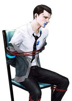 Detroit Become Human,Игры,connor,par. Luther, Wattpad, Detroit Art, Bryan Dechart, Quantic Dream, Detroit Become Human Connor, Look At My, Becoming Human, Pose