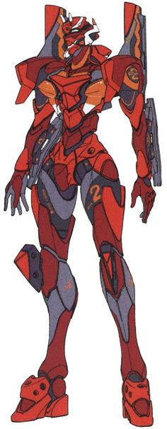 Evangelion Unit-02 Type II