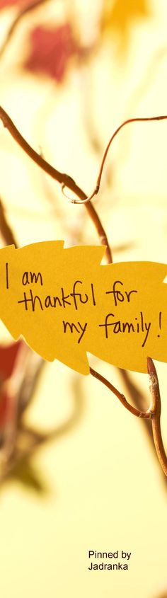 Getting excited for Thanksgiving :) #gatherconversations #family #thankful