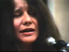 JANIS JOPLIN Summertime 1968) - YouTube - Love all versions of this song but love this one the most.