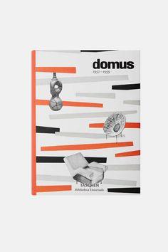 Taschen — Domus 1950s
