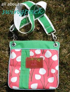 Great tutorial!...would love to make this as a cell phone purse when i don't have a pocket to put it in!...