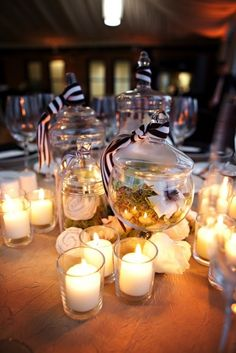 45 best Glass and Votive Candles sets images on Pinterest | Dream ...