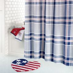 SONOMA Life + Style® Catalina Striped Fabric Shower Curtain   Kohls $35.99  | For The House | Pinterest | Loft Bathroom, Striped Shower Curtains And  Lofts