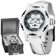 Montre Star Wars Collector Deluxe Stormtrooper