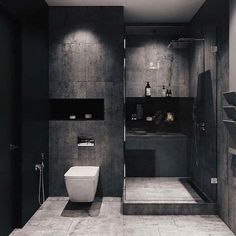 Home decoration In general, the overall design is not wrong! But good design usually requires excellent design. Bathroom Design Luxury, Modern Bathroom Design, Bedroom Modern, Bad Inspiration, Bathroom Inspiration, Home Decor Instagram, Mansion Designs, Shower Remodel, Home Decor Shops