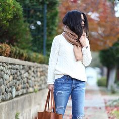 Sharing a fall inspired look on the blog . by crystalinmarie