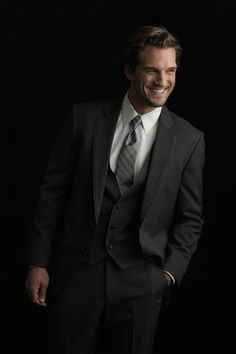 Geno's Wholesale - Tuxedos - Fashion Colors - Jean Yves Charcoal Allure Men