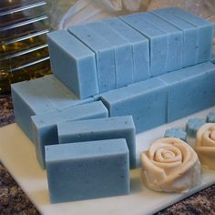 How to naturally colour handmade soap