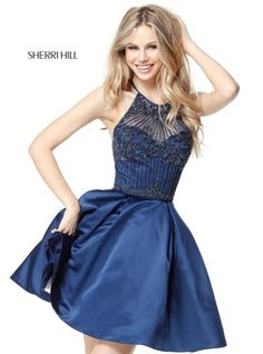 Shop the largest selection of Sherri Hill Homecoming Dresses in Tampa Bay Area! Visit us online at www.nikkisglitzandglamboutique.com