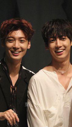 Kwangmin and Youngmin - Boyfriend