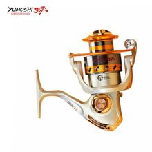Spinning Reel Fishing Super Light Weight 5.5:1 1000-9000 Fishing Reel Metal Line Cup Left/Right Handle Casting Fishing Reel  $US $15.46 & FREE Shipping //   https://fishinglobby.com/spinning-reel-fishing-super-light-weight-5-51-1000-9000-fishing-reel-metal-line-cup-leftright-handle-casting-fishing-reel/    #fishinf