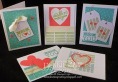 Debbie's Designs: My Paper Pumpkin April!