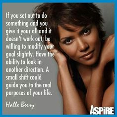 Celebrity Quotes : QUOTATION - Image : Quotes Of the day - Description Halle Berry Sharing is Caring - Don't forget to share this quote Witty Quotes, Top Quotes, Best Quotes, Inspirational Quotes, Daily Quotes, Quotes By Famous People, Famous Quotes, Positive Mantras, Celebration Quotes