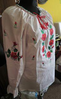 Just Haft Folk, Embroidery, Sweatshirts, Sweaters, Inspiration, Fashion, Biblical Inspiration, Moda, Needlepoint
