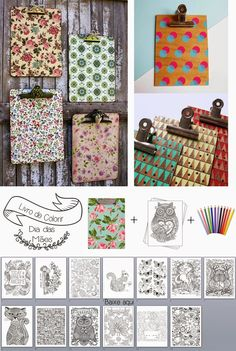 Casa de Colorir: Dia das Mães: Ideias de Presentes + um de fato.