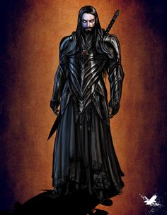 Mortimus Reborn by thedarkestseason on deviantART-- Loren's ancestor, concept