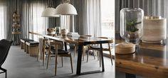Bernd Gruber: Schweiz / Graubünden Bernd Gruber, Loft, Dining Table, Interiors, Design, Furniture, Home Decor, Switzerland, Living Room