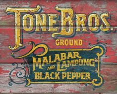 brian laurich vintage sign co - Yahoo Image Search Results Typographic Design, Graphic Design Typography, Lettering Design, Inspiration Typographie, Typography Inspiration, Antique Signs, Vintage Signs, Vintage Type, Sign Writing