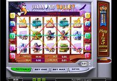 Играть на игровом автомате Diamond valley