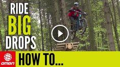 Watch: How To Ride BIG MTB Drops With Chris Smith | Mountain Bike Skills https://www.singletracks.com/blog/mtb-videos/watch-ride-big-mtb-drops-chris-smith-mountain-bike-skills/