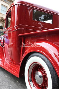 ...Red Red Red....Brought to you by #House of #Insurance in #Eugene, #Oregon for #classic #Car #Insurance