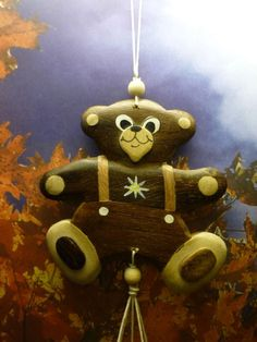 Beautiful Collectible Hand Made Teddy Bear by SunFlowerBargains