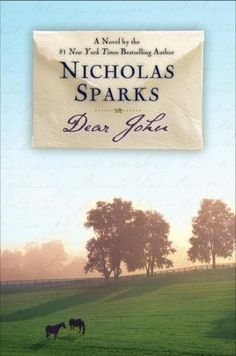 First ever Nicholas Sparks book. Was hooked instantly. <3