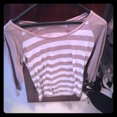 Express top Great condition Express Tops Tees - Long Sleeve