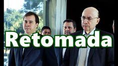 ✔️ Rodrigo Maia recebe Ministros da Fazenda e do Planejamento para café ...