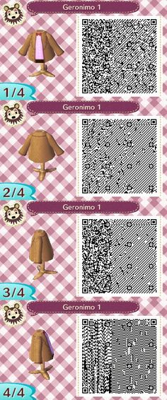 Animal Crossing New Leaf QR Codes The 11th doctor