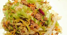 egg roll in bowl | Food ideas | Pinterest | Egg Rolls, Eggs and Bowls