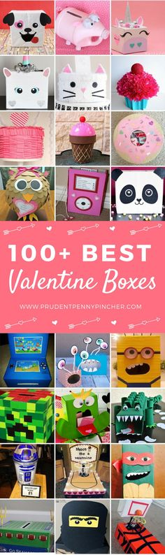 100 Best Valentine Box Ideas