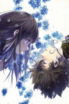 Houtarou and Chitanda Anime : Hyouka