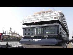 www.cruisejournal.de #Kreuzfahrt #Cruise #Fernweh #MeinSchiff2   MEIN SCHIFF 2 - Rückkehr nach Bremerhaven