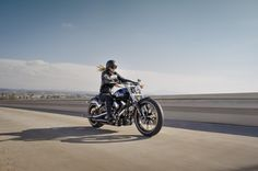 """Freud asked, """"What does woman want?"""" Harley-Davidson has the answer. She wants a motorcycle -- or should. That is the result of a study of female motorcycle riders and non-riders, commissioned by..."""