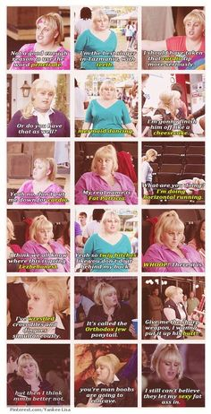 pitch perfect. Love the last one. Fat amy is so funny