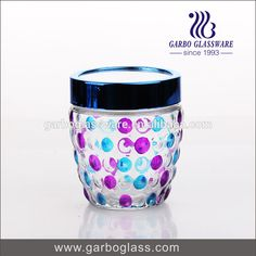 700ml Storage Jar Glass With Beautiful Spray Color Craft Using For Household Photo, Detailed about 700ml Storage Jar Glass With Beautiful Spray Color Craft Using For Household Picture on Alibaba.com.